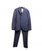 MICHEL KLEIN(ミッシェルクラン)の古着「セットアップスーツ」|ネイビー