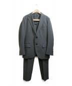 MACKINTOSH PHILOSOPHY(マッキントッシュフィロソフィー)の古着「セットアップスーツ」|ダークグレー
