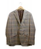 Ermenegildo Zegna(エルメネジルドゼニア)の古着「テーラードジャケット」 グレー