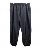 MAGIC STICK(マジックスティック)の古着「ナイロンパンツ」 ブラック