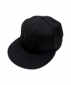 Engineered Garments(エンジニアードガーメンツ)の古着「Logo Baseball Cap」 ブラック