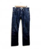 Acne(アクネ)の古着「デニムパンツ」|インディゴ