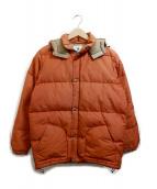 SIERRA DESIGNS(シェラデザインズ)の古着「60/40クロスダウンジャケット」|オレンジ