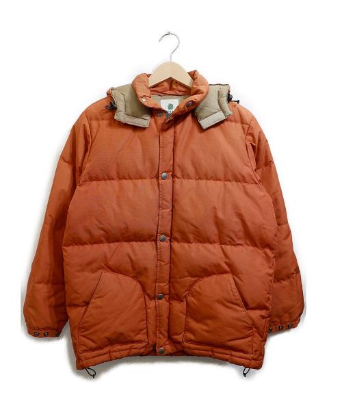SIERRA DESIGNS(シェラデザインズ)SIERRA DESIGNS (シェラデザインズ) 60/40クロスダウンジャケット オレンジ サイズ:KIDS Lの古着・服飾アイテム