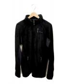 Patagonia(パタゴニア)の古着「R2 ジャケット」 ブラック