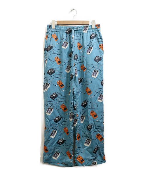 AZUMA(アズマ)AZUMA (アズマ) EFFECTOR PAJAMA Pants ブルー サイズ:表記無しの古着・服飾アイテム