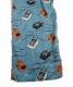 中古・古着 AZUMA (アズマ) EFFECTOR PAJAMA Pants ブルー サイズ:表記無し:5800円