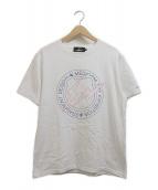 FRAGMENT DESIGN(フラグメントデザイン)の古着「プリントTシャツ」|ホワイト