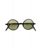 白山眼鏡店(ハクサンメガネテン)の古着「眼鏡」|ブラック