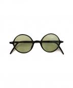 白山眼鏡店(ハクサンガンキョウテン)の古着「眼鏡」 ブラック