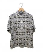 PENDLETON(ペンドルトン)の古着「レーヨンシャツ」|グレー