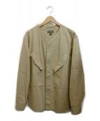 NIGEL CABOURN(ナイジェルケーボン)の古着「ワークジャケット」|ベージュ