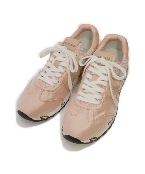 PREMIATA(プレミアータ)PREMIATA (プレミアータ) スニーカー ピンク サイズ:37 VAR.4635Cの古着・服飾アイテム