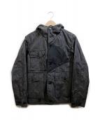 CORONA(コロナ)の古着「KERRY'S PARKA 16」|ブラック×ホワイト