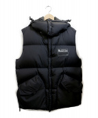 MONCLER×Fragment(モンクレール×フラグメント)の古着「KYLE GILET」|ブラック