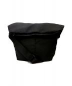 Cote&Ciel(コートエシェル)の古着「ラップトップショルダーバッグ」|ブラック