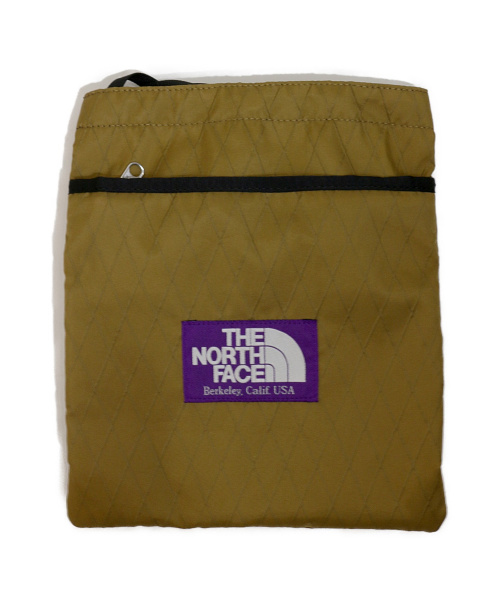 THE NORTH FACE(ザノースフェイス)THE NORTH FACE (ザノースフェイス) X-Pac ショルダー ポケット カーキの古着・服飾アイテム