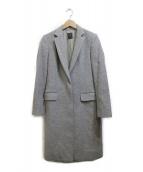 FIGARO(フィガロ)の古着「チェスターコート」|グレー