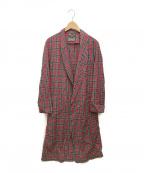 PENDLETON(ペンドルトン)の古着「ガウンカーディガン」|レッド