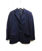 Cantarelli(カンタレリ)の古着「テーラードジャケット」|ネイビー