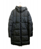 G-STAR RAW(ジースターロウ)の古着「Whistler Hooded Quilted Slim L」|カーキ