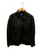 CORONA(コロナ)の古着「JUNGLE FATIGUE JACKET」|ブラック
