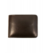 WILDSWANS(ワイルドスワンズ)の古着「2つ折り財布」|ダークブラウン