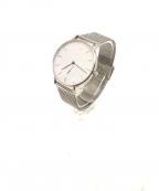 KNOT(ノット)の古着「腕時計」 ホワイト