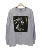 Supreme(シュプリーム)の古着「Joel-Peter Witkin Harvest L/S 」|グレー