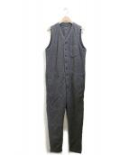 Engineered Garments(エンジニアドガーメンツ)の古着「つなぎ」|グレー