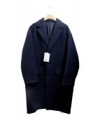 MACPHEE(マカフィー)の古着「チェスターコート」|ネイビー