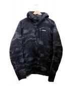 Patagonia(パタゴニア)の古着「中綿ジャケット」|ネイビー