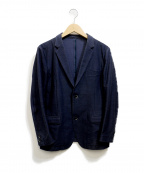 SOLIDO(ソリード)の古着「3ピースセットアップスーツ」|ネイビー