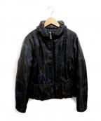 DAMA collection(ダーマコレクション)の古着「ダウンジャケット」 ブラック