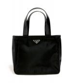 PRADA(プラダ)の古着「ナイロンハンドバッグ」|ブラック