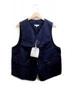Engineered Garments(エンジニアードガーメンツ)の古着「ベスト」|ネイビー