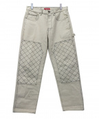 Supreme()の古着「Double Knee Painter Pant」|ベージュ