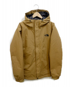 THE NORTH FACE(ザノースフェイス)の古着「CASSIUS TRICLIMATE JACKET」 ブラウン