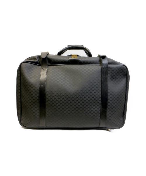 GUCCI(グッチ)GUCCI (グッチ) ヴィンテージトランクケース ブラックの古着・服飾アイテム