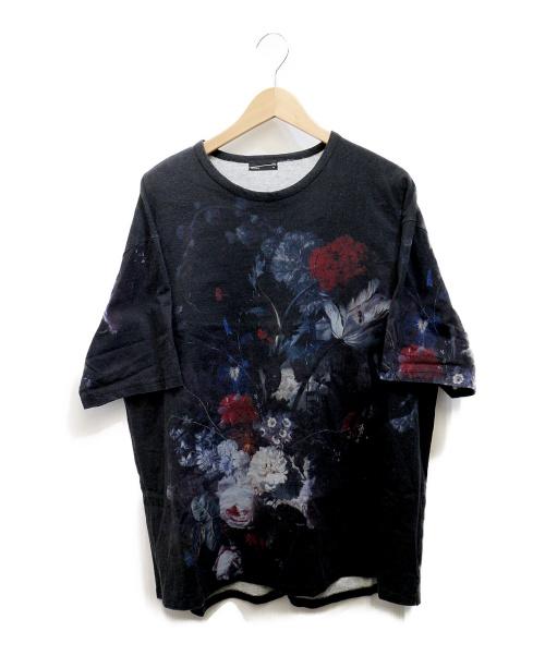 LAD MUSICIAN(ラッドミュージシャン)LAD MUSICIAN (ラッドミュージシャン) BIG T-SHIRT ブラック サイズ:44の古着・服飾アイテム