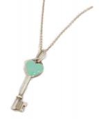 Tiffany & Co.(ティファニー)の古着「ハートキーチャームペンダント」