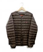 NANGA(ナンガ)の古着「インナーダウンジャケット」