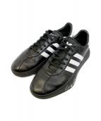 Y-3(ワイスリー)の古着「TANGUTSU FOOTBALL」|ブラック