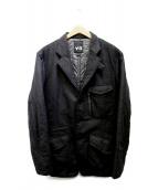 Y-3(ワイスリー)の古着「ウールテーラードジャケット」|グレー
