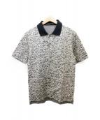 BALENCIAGA(バレンシアガ)の古着「ポロシャツ」|グレー