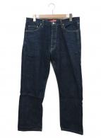 SUPREME(シュプリーム)の古着「Rigid Slim Jeans」|インディゴ