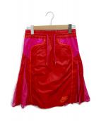 NikeLab(ナイキラボ)の古着「Tech Fleece Sport Skirt」|ピンク