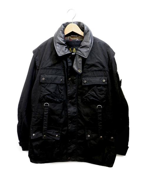 Barbour(バブアー)Barbour (バブァー) オイルドジャケット ブラック サイズ:XXL Beacon Heritage × TOKITOの古着・服飾アイテム