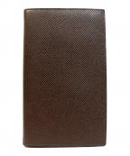 HERMES()の古着「手帳カバー」 ブラウン