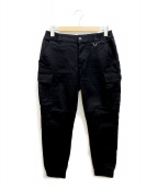 ()の古着「カーゴパンツ」|ブラック
